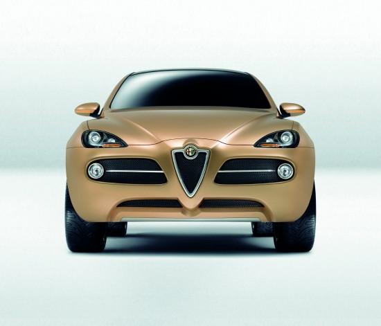 Alfa Romeo Kamal