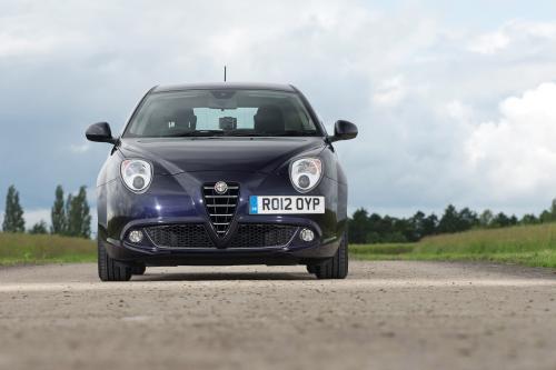 Alfa Romeo MiTo оснащен наградами двигатель TwinAir