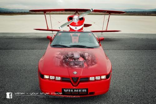Эксклюзив: Вильнер воскрешает Alfa Romeo Zagato Roadster