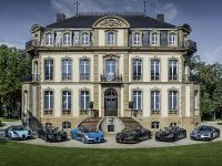 All Bugatti Veyron Legend Editions, 1 of 3