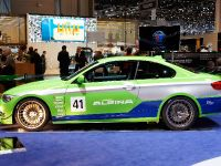 Alpina BMW 3-Series racing Geneva 2012