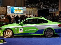Alpina BMW 3-Series racing Geneva 2012