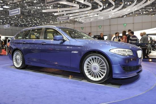 Alpina BMW B5 Bi-Turbo Touring Geneva