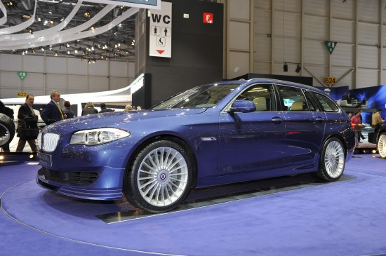 Alpina BMW B5 Bi-Turbo Touring Geneva