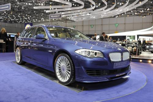 Женева 2011: Alpina B5 Bi-Turbo Touring