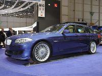 Alpina BMW B5 Bi-Turbo Touring Geneva 2011