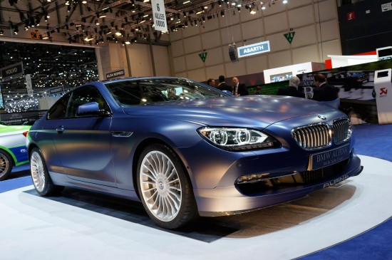 Alpina BMW B6 Bi-Turbo Coupe Geneva