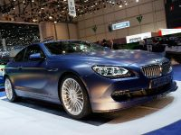 Alpina BMW B6 Bi-Turbo Coupe Geneva 2012