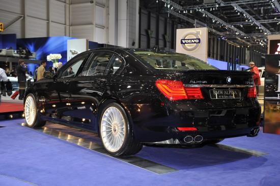 Alpina BMW B7 Bi-Turbo Allrad Geneva