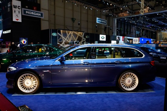 Alpina BMW D5 Bi-Turbo Touring Geneva