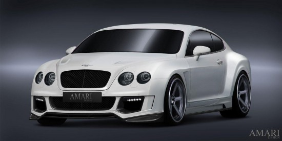 Amari Design Bentley Continental GT