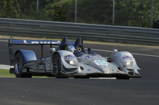 American Le Mans Series Mid Ohio