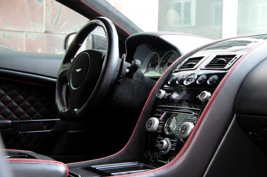 ANDERSON Germany Aston Martin DBS Superior Black Edition