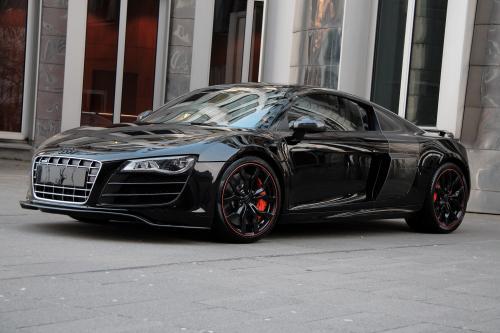 Audi R8 Hyper Black by ANDERSON Germany