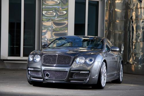Bentley GT Speed Elegance Edition от ANDERSON GERMANY