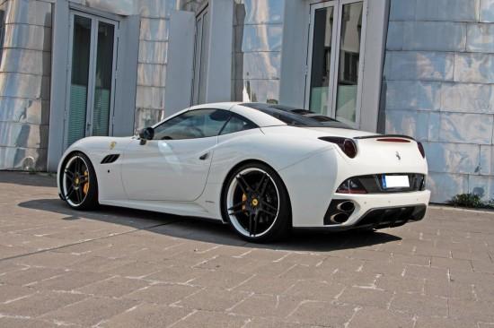 Anderson Germany Ferrari California
