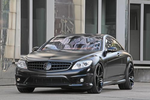 Высоко настраиваемый CL65 AMG Black Edition от ANDERSON GERMANY
