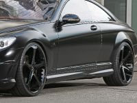 Anderson Germany Mercedes CL65 AMG Black Edition, 3 of 9