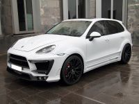 Anderson Germany Porsche Cayenne White Dream Edition, 1 of 14