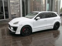 Anderson Germany Porsche Cayenne White Dream Edition, 2 of 14
