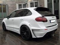 Anderson Germany Porsche Cayenne White Dream Edition, 3 of 14