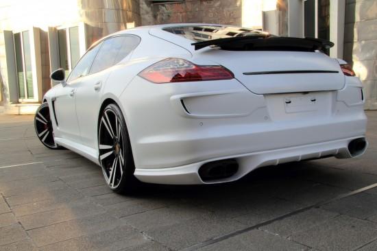 Anderson Germany Porsche Panamera GTS White Storm Edition