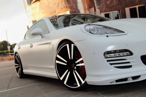Porsche Panamera GTS White Storm Edition от Anderson Germany