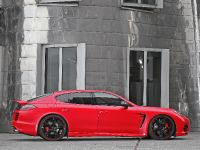 Anderson Germany Porsche Panamera Red, 4 of 22