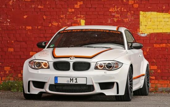 APP BMW 1 M