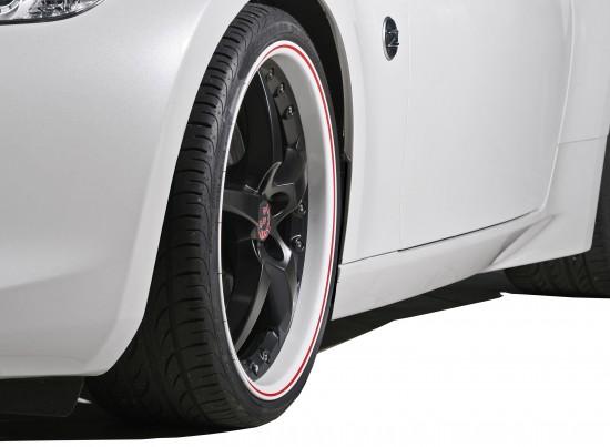 APP Europe Nissan 370Z