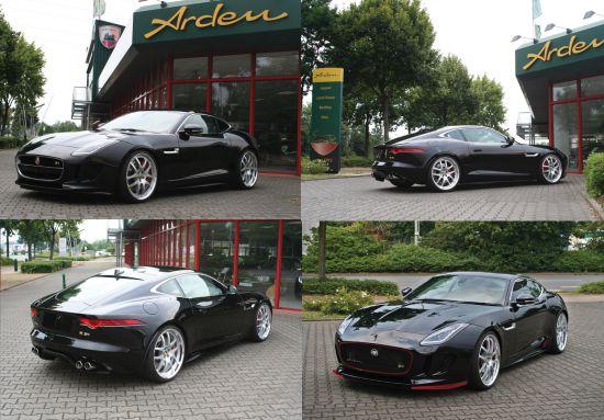 Arden Jaguar F-Type R Coupe