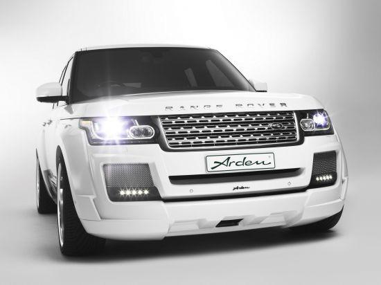 Arden Range Rover AR 9 Spirit