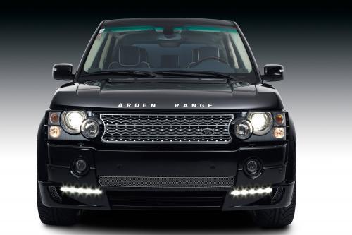 Благородный мощность внедорожника: Arden Range Rover AR7