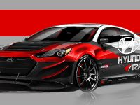ARK Hyundai Genesis Coupe R-Spec Track Edition, 1 of 2
