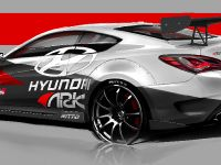 ARK Hyundai Genesis Coupe R-Spec Track Edition, 2 of 2