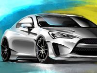 thumbnail image of Ark Performance Hyundai Legato Concept Genesis Coupe