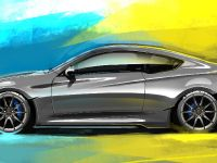 Ark Performance Hyundai Legato Concept Genesis Coupe 2013, 2 of 3