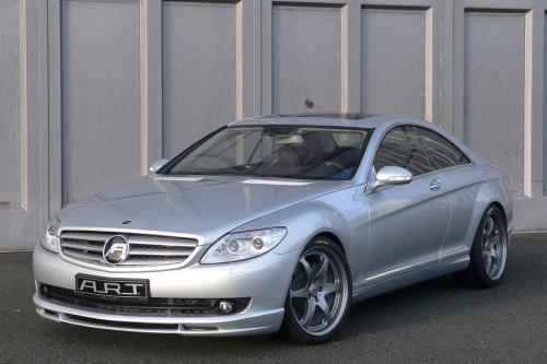А. Р. Т. Mercedes-Benz CL