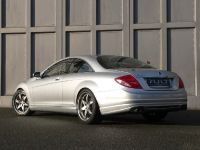 ART Mercedes Benz CL, 3 of 4