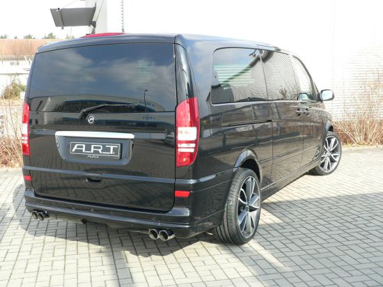 ART Mercedes-Benz Viano