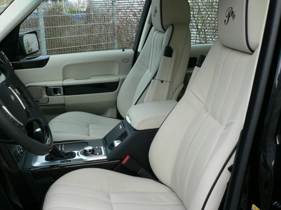 ART Range Rover single seat system