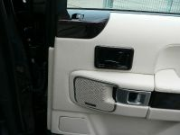 ART Range Rover single seat system, 1 of 7