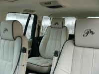 ART Range Rover single seat system, 4 of 7