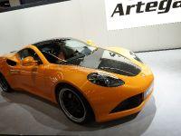 thumbnail image of Artega SE electric sports coupe Frankfurt 2011