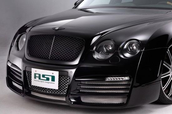 ASI Bentley FS2