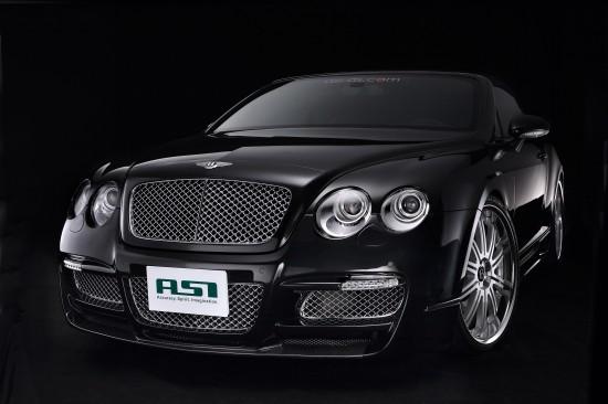 ASI Bentley Continental GTC