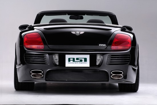 ASI Bentley Continental GTC
