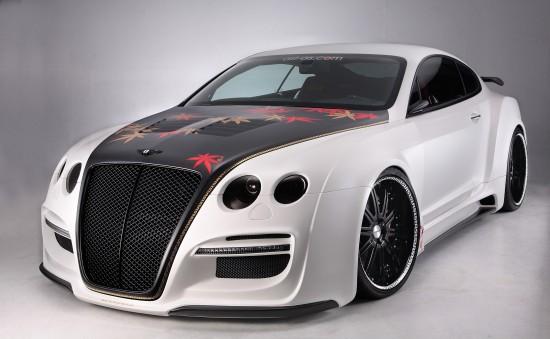 ASI Bentley Continental Tetsu GTR