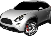Askaniadesign Carstyling  ZAZ 965 Crossover Concept , 2 of 12