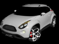 Askaniadesign Carstyling  ZAZ 965 Crossover Concept , 3 of 12
